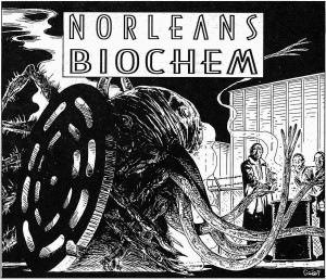 Dark Conspiracy - New Orleans - Norleans Biochem