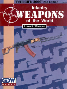 Infantry Weapons of the World