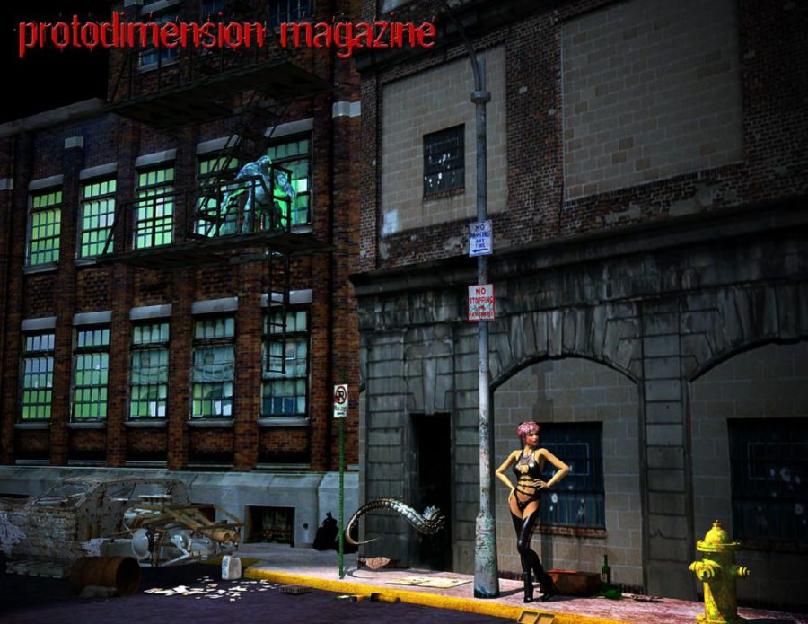 thumbnail of Protodimension – Issue #14